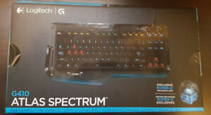 Logitech G410 Atlas Spectrum Keyboard