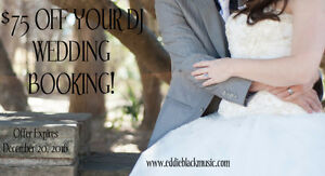 1st CHOICE WEDDING DJ - SAVE ON BOOKINGS!!