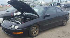 1998 Acura Integra GSR K20Z3 Swapped (2 door)