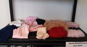 Used Dance clothes for sale