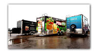 New Mobile Food Trailers waiting for YOU @ViaXM.ca Watch|Share |
