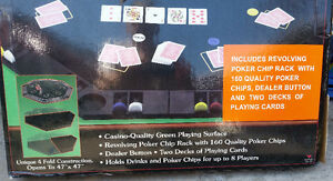 Poker Table Top--NEW IN BOX Peterborough Peterborough Area image 2