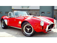 1978 AC Cobra 5.3 Viper V12 Auto Well Built Great Example!