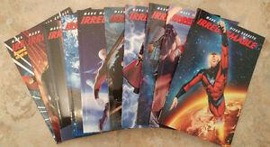 Mark Waid's Irredeemable, volumes 1-10