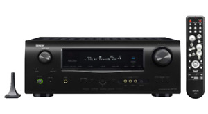 Surround Sound System- Denon receiver + Definitive Technology