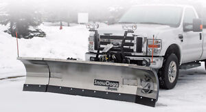 Snowdogg Snowplows for sale-0% financing available on Snow Plow