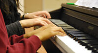 Piano and Music Lesson