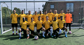 NEW SUNDAY LEAGUE FOOTBALL TEAM LOOKING FOR NEW PLAYERS