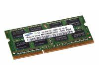 Samsung M471B5673EH1-CH9 (2 x 2 GB, DDR3 RAM, 1333 MHz, SO DIMM 204-pin) RAM Module