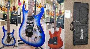 B-stock, brand new & used guitars for sale!