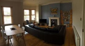 Single / Double Room in a great two bedroom flat