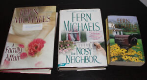 2 hardcover, 1 paperback by Fern Michaels $ 5 for all