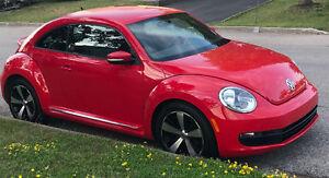 2012 Volkswagen Beetle Comfortline Coupé (2 portes)