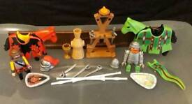 Playmobil - jousting knights!