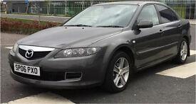 2006 Mazda 6 FULL YEARS MOT!