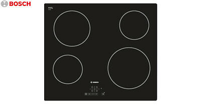 Bosch PKE 611B17E Built-in Black Frameless Ceramic Kitchen Hob New!!!
