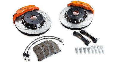Ksport ProComp 8 356mm Fr Brake Kit for 07-13 Smart Fortwo BKSM010-841SO