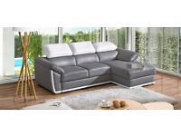 Delivery 1-10 days ORLANDO BRAND NEW CORNER SOFA BED WE CAN Delivered