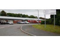Industrial / Workshop unit to Let/ Rent at Station Enterprise, Abergavenny 600sq ft, £500.00 + vat