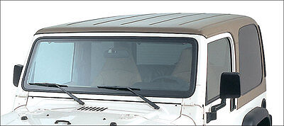1997-2006 Jeep Wrangler & Unlimited Front Windshield Glass