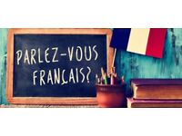 French tuition by a native speaker