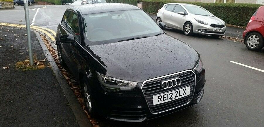 Audi A1 SE 1.6 TDi 2012 - New timing belt, brakes +pads, full service+MOT history + fitted bluetooth