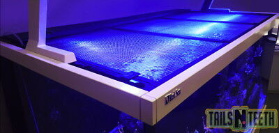 "RED SEA Customizable DIY Aquarium Net Cover - Cut Out Parts Incl. 36""x24"" R42081"