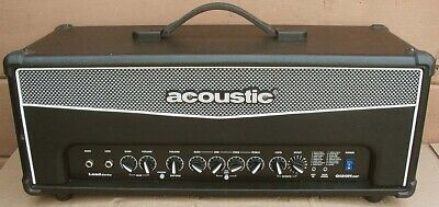 ACOUSTIC G120H DSP Guitar Amplifier AMP HEAD~ 2-Channel 120W~NICE!