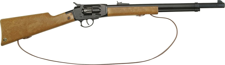 Schrödel 601 8021 - Spielzeuggewehr - Colonel Colt 8 Schuss Gewehr Flinte Cowboy