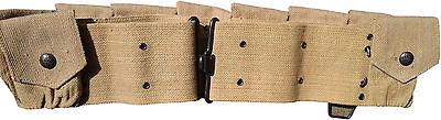 M1903 Mills Rifle Cartridge Belt (Mounted)