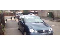 Volkswagen, POLO, Hatchback, 2003, Other, 1390 (cc), 3 doors