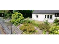 1 bed semi detached house in dunbeg