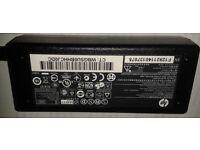 HP laptop power adaptor 18.5v 3.5a 65W