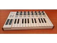 Arturia Minilab mkii midi controller keyboard