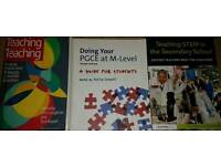 Teacher Training Textbooks