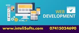 Website Development HTML5 , CSS, SAS, JS, PHP, JAVA. dotNet, MySQL, SQL FULL STACK