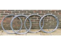 4 x GALVANISED COIL SUSPENDED CEILING WIRE