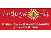 Volunteer Arts & Crafts Teacher for children