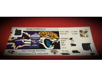 Selling one NFL ticket for Baltimore Ravens v Jacksonville Jaguars 24th September Wembley