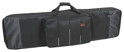 NEW KACES XPRESS SERIES DELUXE TRAVEL KEYBOARD CASE BAG 61 NOTE MODEL 13-KB for sale  USA