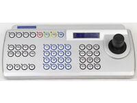 KBS3 Dedicated micros CCTV pan tilt monitor controller