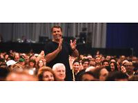 Tony Robbins Life Mastery transforming event Course Ticket
