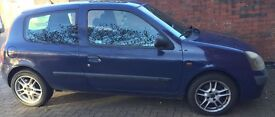 RENAULT CLIO IN GOOD CONDITION
