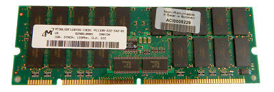 Micron 1GB 133Mhz Reg ECC Memory MT36LSDF12872G-13EB1 128Mx72 - CL2 - Registered