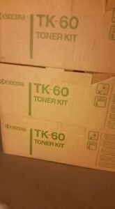 3 TK60 Toners for less than the price of 1
