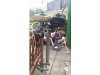 seagull 40 minus 2-3 HP outboard