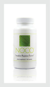 Noco - Supports and Strengthens Respiratory Function