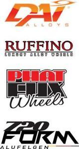 ~DAI WHEELS || RUFFINO || ART || RUFFINO HARD @ TIRE & RIM SHOP~