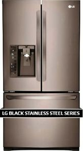 CLEARANCE SALE OF BLACK STAINLESS STEEL APPLIANCES PACKAGE Cambridge Kitchener Area image 1