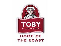 Chef -Toby Carvery Gravesend